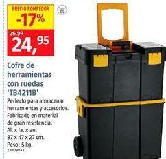 Oferta de Caja de herramientas por 24,95€
