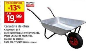 Oferta de Carretillas por 19,99€