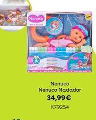 Oferta de Nenuco Nadador por 34,99€