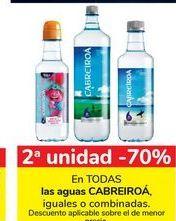Oferta de En TODAS las aguas CABREIROÁ, por