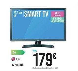 Oferta de TV 28TL510S por 179€