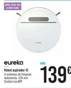 Oferta de Robot aspirador I5 por 139€