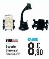 Oferta de Soporte Universal TnB por 8,9€