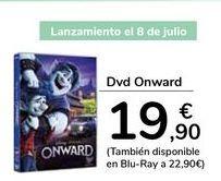 Oferta de Dvd Onward por 19,9€