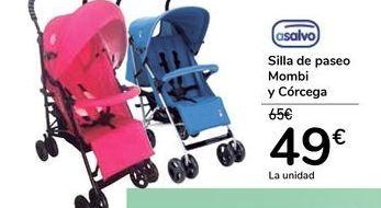 Oferta de Silla de paseo Mombi y Córcega por 49€