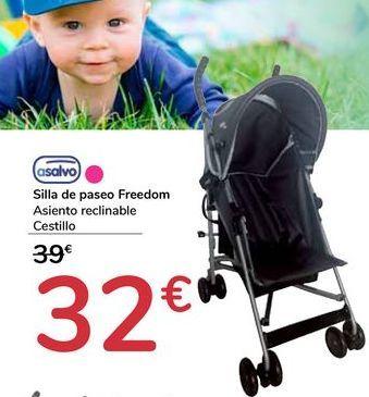 Oferta de Silla de paseo Freedom por 32€