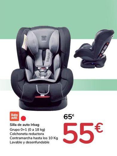 Oferta de Silla de auto Irbag por 55€