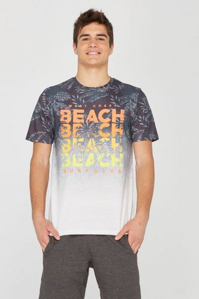 Oferta de CAMISETA TENTH BEACH HOMBRE por 9,99€