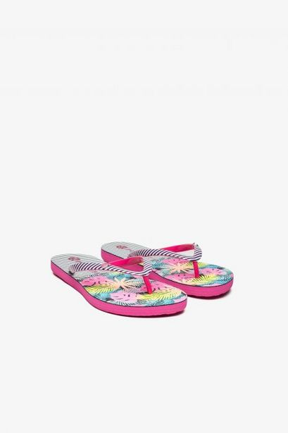 Oferta de CHANCLA TENTH NIÑA por 4,99€