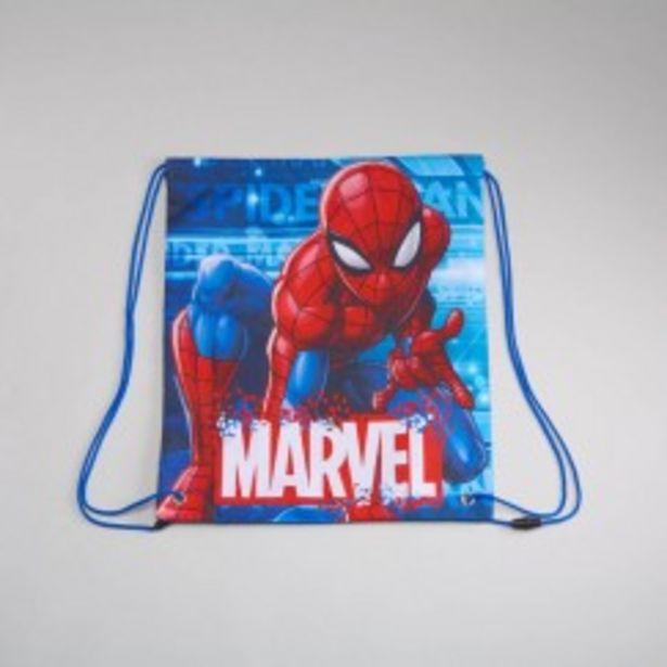 Oferta de Mochila saco SPIDERMAN por 9,99€