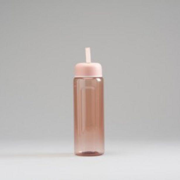 Oferta de Botella plástico rosa MKL por 9,99€