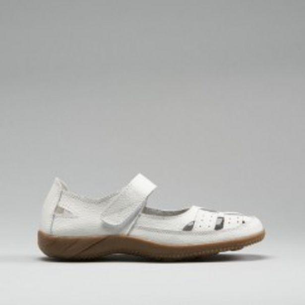 Oferta de Mercedita velcro piel COMFEET por 19,99€
