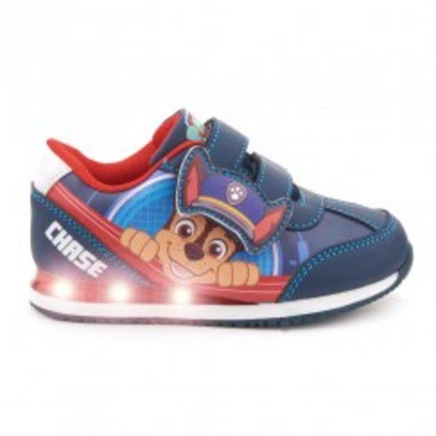 Oferta de Sneaker luces velcro PATRULLA CANINA por 17,99€