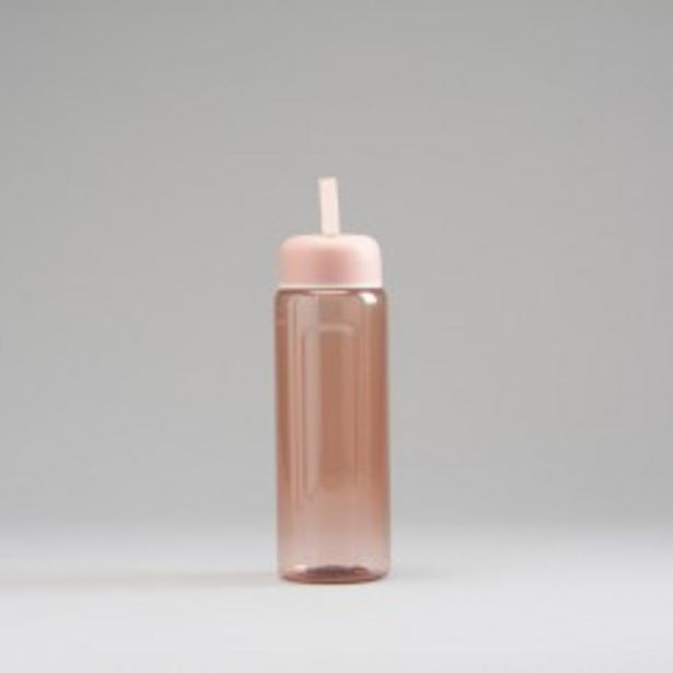 Oferta de Botella plástico rosa MKL por 7,99€