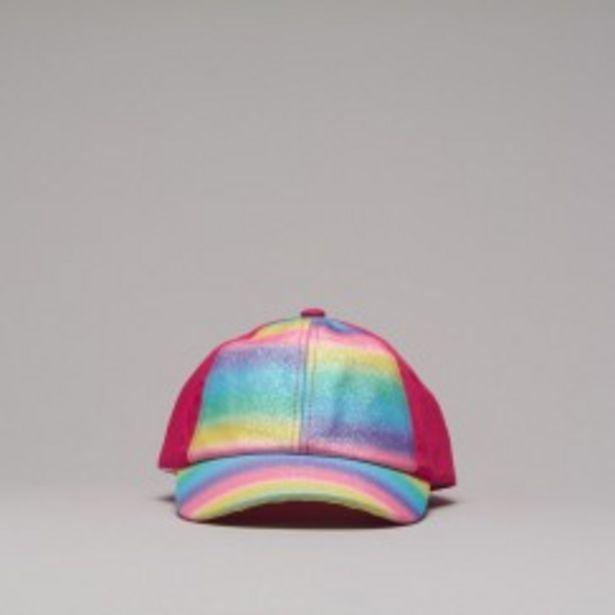 Oferta de Gorra multicolor MLKL por 6,99€