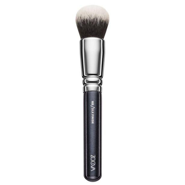 Oferta de 102 silk finish - pincel para base de maquillaje por 16,55€