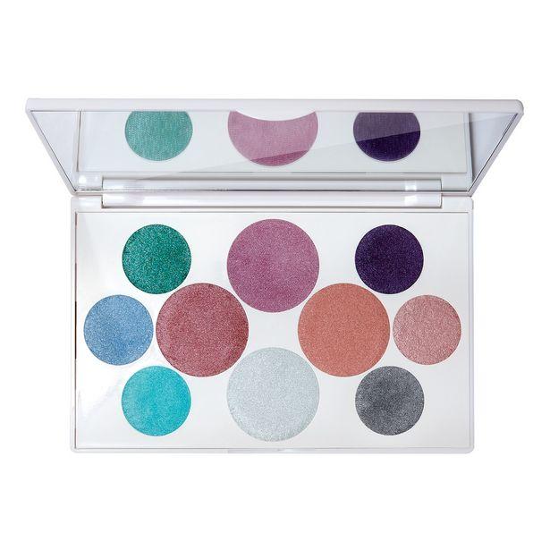 Oferta de Eye palette mermaid - paleta de sombra de ojos por 16€