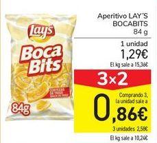 Oferta de Aperitivo Lay's Bocabits por 1,29€