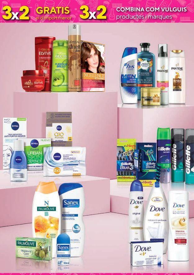 Oferta de Perfumería por