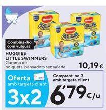 Oferta de Pañal bañador little swimmers por 6,79€