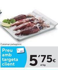Oferta de Calamares por 5,75€