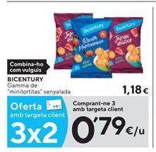 Oferta de Tortitas Bicentury por 0,79€