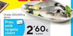 Oferta de Dorada por 2,6€