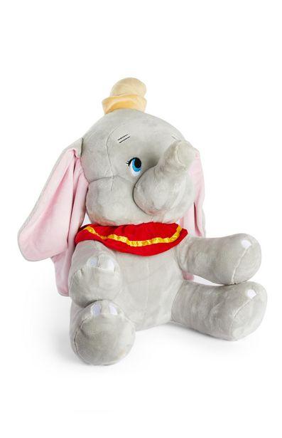 Oferta de Peluche de felpa gris de Dumbo por 28€