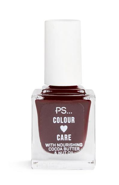 Oferta de Esmalte de uñas color berenjena de PS Colour and Care por 2€