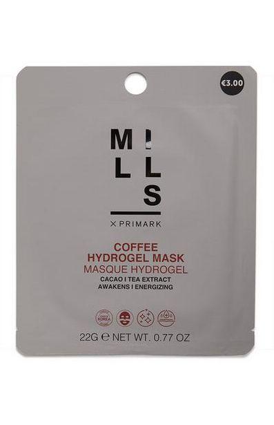 Oferta de Mascarilla facial de hidrogel y café Joe Mills por 3€