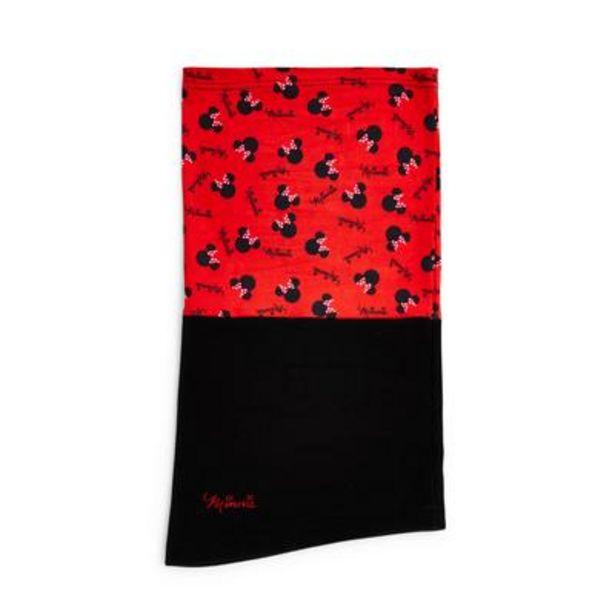 Oferta de Braga roja con estampado de Minnie Mouse de Disney por 6€
