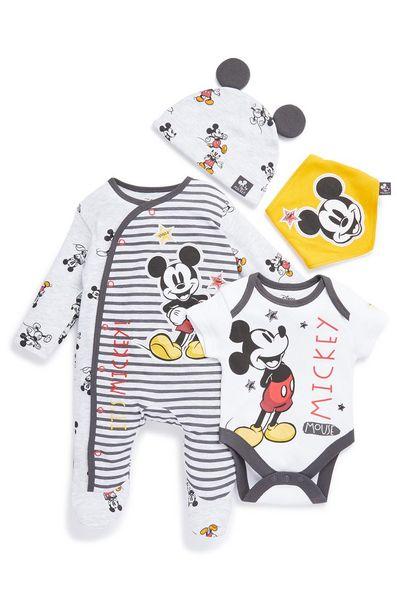 Oferta de Conjunto para recién nacido de Mickey Mouse por 13€