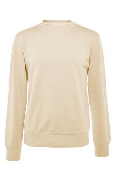 Oferta de Jersey amarillo de algodón premium por 18€