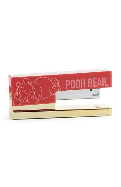 Oferta de Grapadora roja de Winnie The Pooh por 3,5€