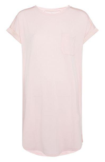 Oferta de Camisón rosa claro por 10€