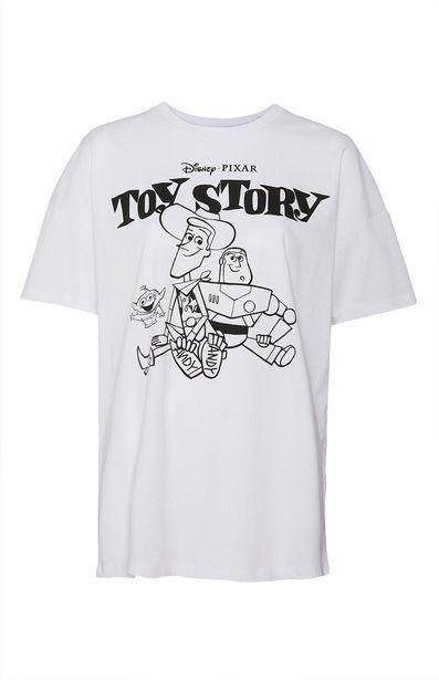 Oferta de Camiseta blanca de Toy Story por 10€
