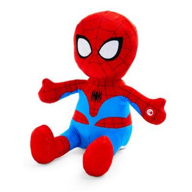 Oferta de Peluche grande de Spiderman de Marvel por 12€