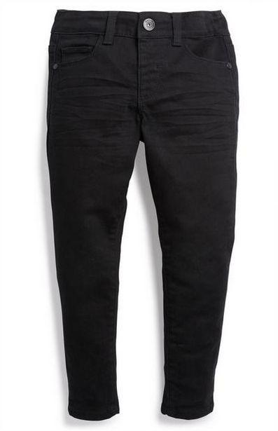 Oferta de Pantalón negro de sarga para niño pequeño por 6,5€