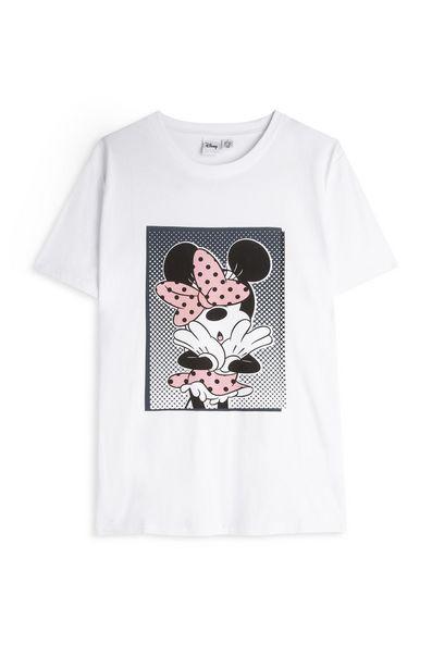 Oferta de Camiseta blanca de Minnie Mouse por 6€