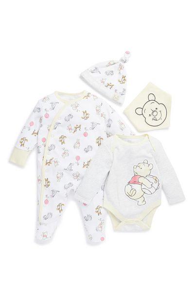 Oferta de Conjunto para recién nacido de Winnie The Pooh por 13€