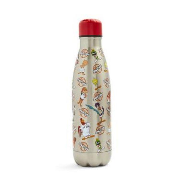 Oferta de Botella de agua de metal de Space Jam por 8€