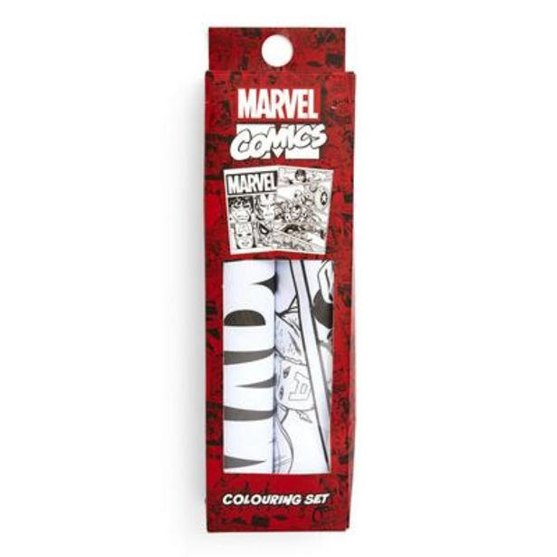 Oferta de Pack de dos pósteres de Marvel por 3,5€