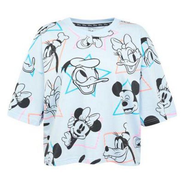 Oferta de Camiseta azul de Disney Friends por 8€