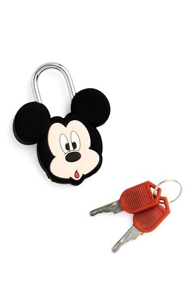 Oferta de Candado de Mickey Mouse con llaves por 3,5€