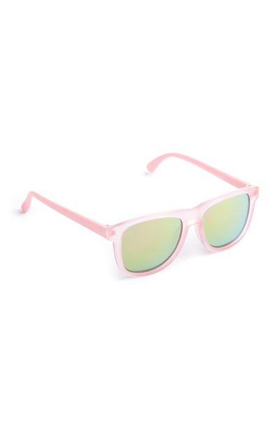 Oferta de Gafas de sol rosas con lentes tintadas por 1,5€
