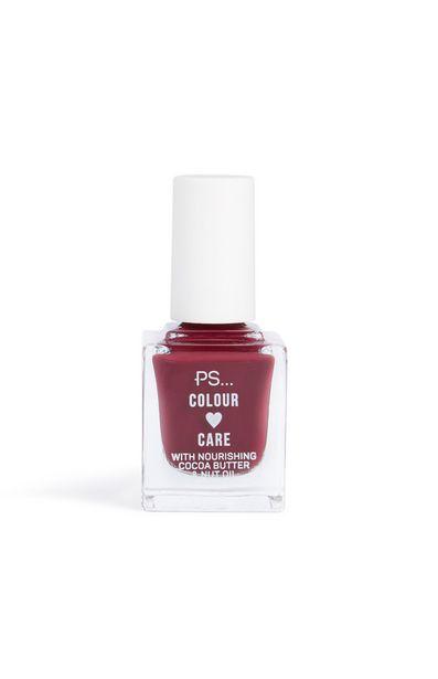 Oferta de Esmalte de uñas Wine Colour And Care por 2€