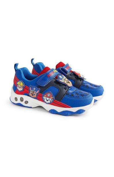 Oferta de Zapatillas azules de La patrulla canina por 17€