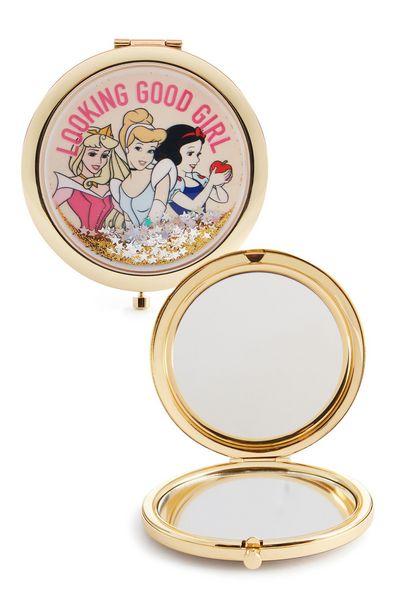 Oferta de Espejo de bolsillo de princesas Disney por 3€