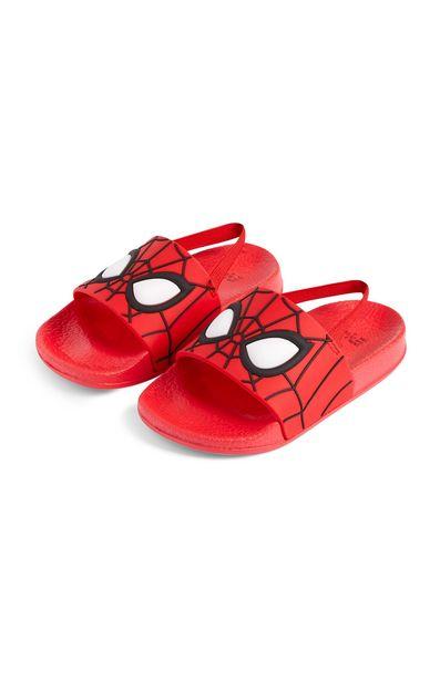 Oferta de Chanclas de Spiderman para niño pequeño por 7€