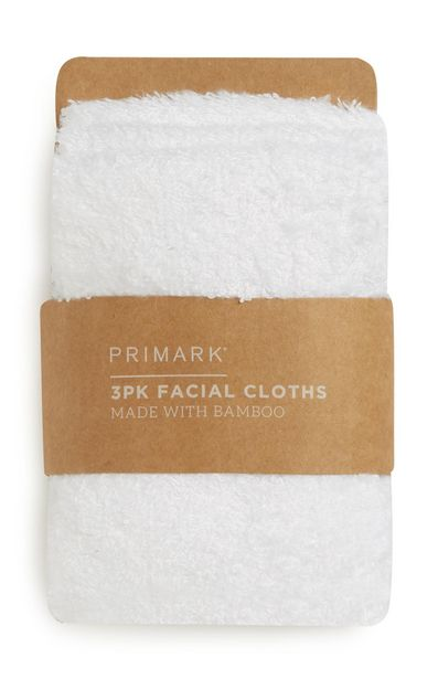 Oferta de Pack de 3 toallas faciales por 4€
